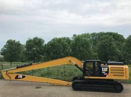 verreik graafmachine Caterpillar 336FL Long Reach with 560 hours 2015