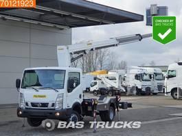 hoogwerker bedrijfswagen Nissan Cabstar NT 400 Palfinger hoogwerker 20M Werkh. / 10m Reikw. E6 2019