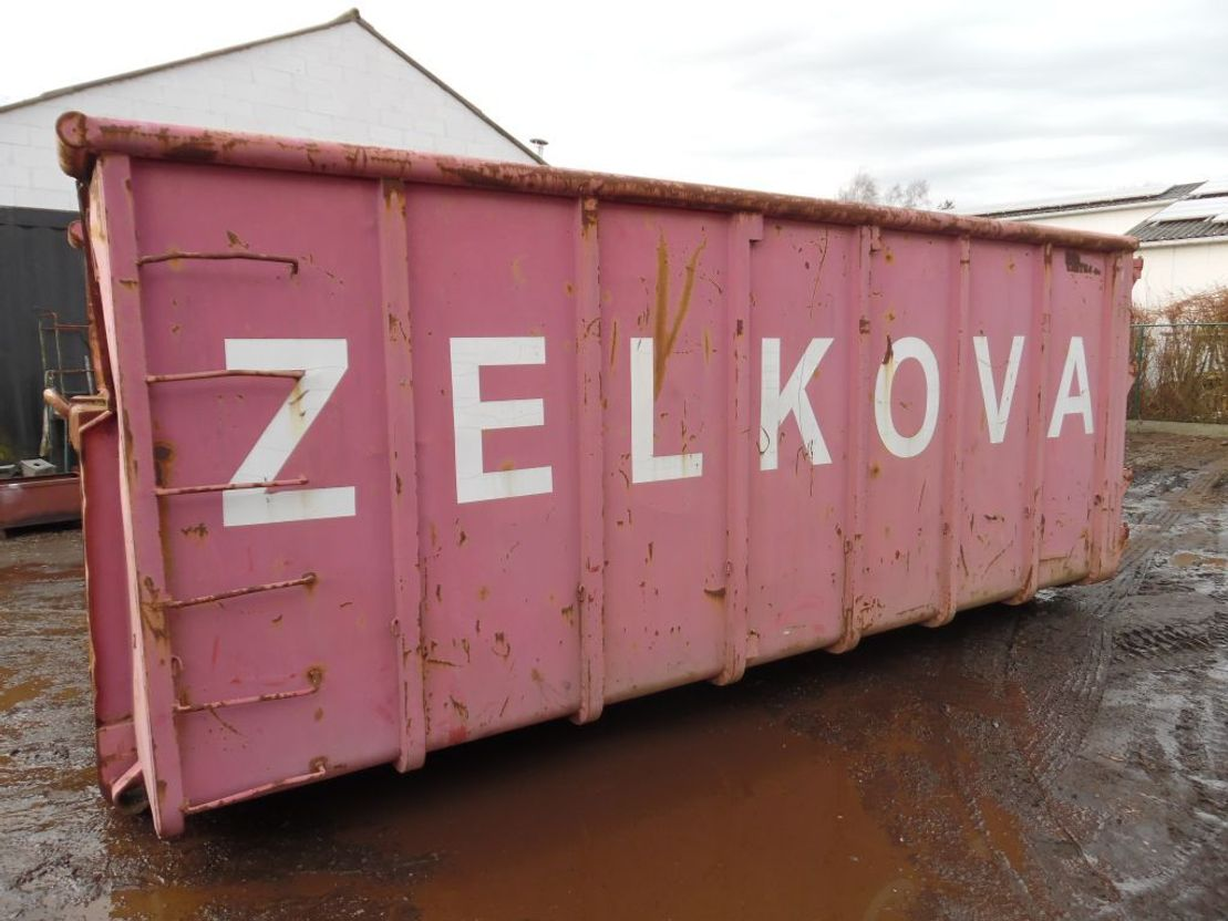 overige containers DIV. open Container