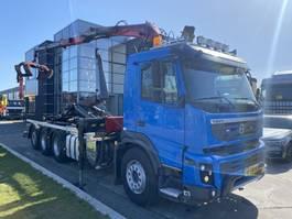 containersysteem vrachtwagen Volvo FMX 13-460 EEV 8X4 MET HYVALIFT + PENZ 16200 HL 2011