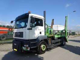 containersysteem vrachtwagen MAN TGA 18.310 !! PORTAALARMSYSTEEM !! 2003