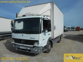 bakwagen vrachtwagen > 7.5 t Mercedes Benz 815 2005