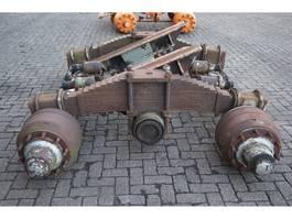Overig vrachtwagen onderdeel Diverse Tendemstel 2-axles / BPW /  Steel suspension / Heavy Duty 1990