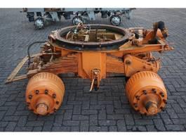 Overig vrachtwagen onderdeel Diverse Tendemstel 2-axles / Steel suspension / Heavy Duty 1990