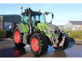standaard tractor landbouw Fendt 512 S4 Power DEMO 2017