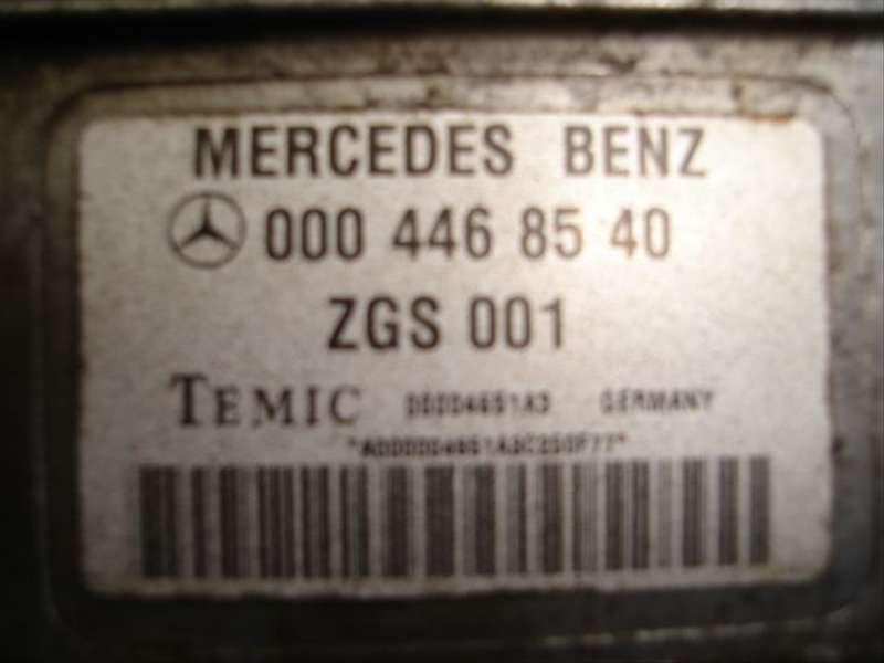 Mercedes-Benz - PLD STEUERGERAT/ OM904LA/000 446 85 40/ATEGO 2