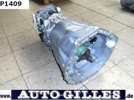 Versnellingsbak vrachtwagen onderdeel Mercedes-Benz NSG400 / NSG 400 4x4 Getriebe 2008