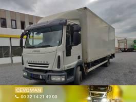 bakwagen vrachtwagen Iveco 100E18 Euro5 4x2 2007
