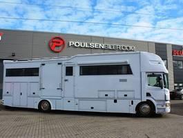 paardenvrachtwagen Scania STX Horsetruck 2007