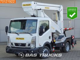 hoogwerker bedrijfswagen Nissan NT400 35.13 130PK Hoogwerker 20 meter Arbeitsbühne 2019