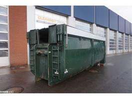 open top zeecontainer KTK container 33m3 2013