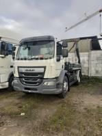 kipper vrachtwagen > 7.5 t DAF LF  320 FA 2019