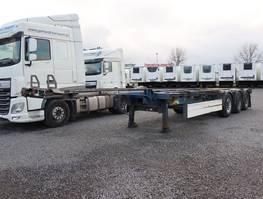 container chassis oplegger Schmitz Cargobull SCF 24 G -20 - 45 Fuss EURO Highcube 2012
