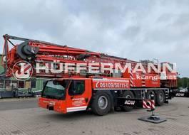 alle terrein kranen Liebherr MK 88 plus 2018