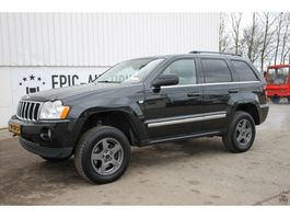suv wagen Jeep Grand Cherokee 3.0 CRD Limited 2005