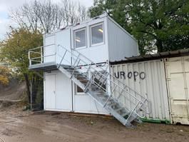 kantoor woonunit container Vernooy CUSTOM KANTOOR UNIT