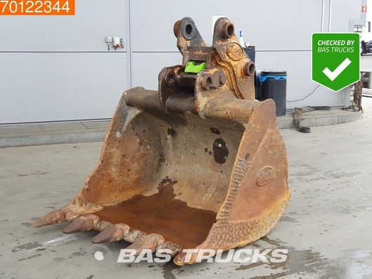 overige containers Caterpillar 320 Quick hitch with bucket