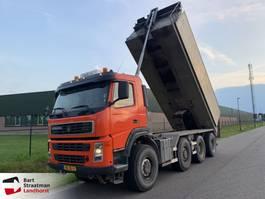 kipper vrachtwagen > 7.5 t Terberg FM 2000 -T 8x8 manual 2006
