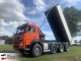 kipper vrachtwagen > 7.5 t Terberg FM 2000 -T 8x8 manual 2004