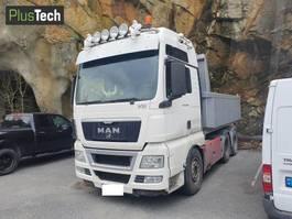 kipper vrachtwagen > 7.5 t MAN TGX 33.680 2009
