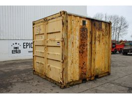 overige containers 10ft Zeecontainer
