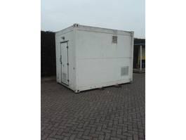 koel vries zeecontainer Container 3.5 meter geisoleerde container