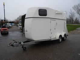 paarden aanhangwagen blommert T2 2 paard's trailer 2010
