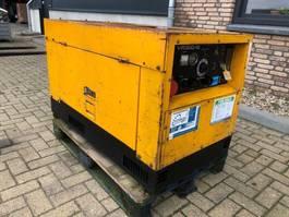 generator SDMO VR3000/10 Mitsubishi 10 kVA 280 Ampere las generatorset