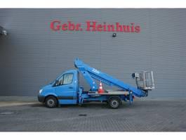hoogwerker bedrijfswagen Mercedes Benz Sprinter 310 CDI Ruthmann TB 220 2010