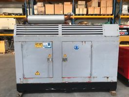 generator DAF Leroy Somer Bredenoord 100 kVA Silent generatorset