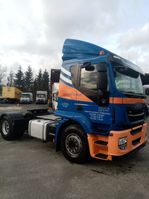 standaard trekker Iveco Stralis 440.42 AT 440 T with tipper hydraulic 2014