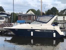 motorboot MAXUM 5.7 V8 MERCRUISER 260PK 2700 SCR 2000