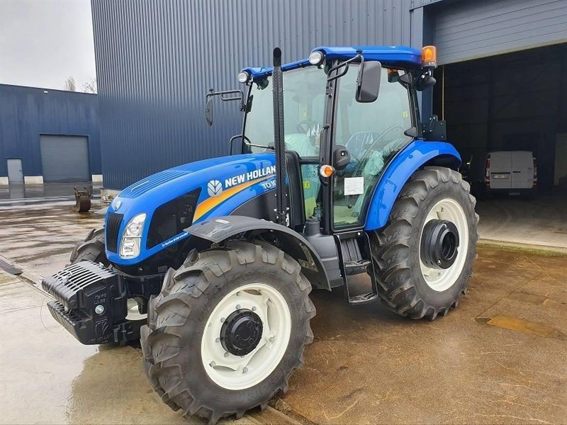 standaard tractor landbouw New Holland TD 100 2018