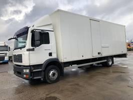 bakwagen vrachtwagen > 7.5 t MAN TGM 15.240 BL EURO 4 Koffer 8m20 2008