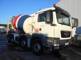 betonmixer vrachtwagen MAN TGS 2012