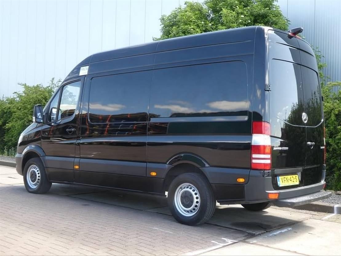 koelwagen bestelwagen Mercedes Benz SPRINTER 316 CDI koelwagen, lang/ 2015