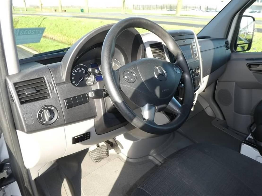 koelwagen bestelwagen Mercedes Benz SPRINTER 216 CDI koeling ac autom 2016