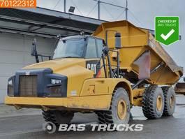 wieldumper Caterpillar 735B Full service ADT dumpers - Tailgate 2013