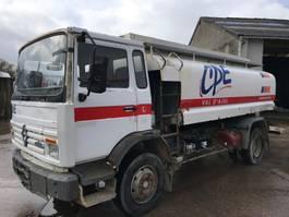 tankwagen vrachtwagen Renault M180 **CITERN-TANK-10.000Ltr** 1990