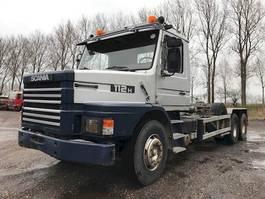overige vrachtwagens Scania T 112 H 1984