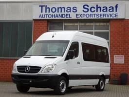 overige bussen Mercedes Benz Sprinter 311 Cdi Flex-i-Trans Rollstuhllift 9 Sitz Euro 4 2009