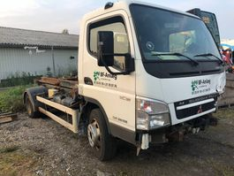 containersysteem vrachtwagen Mitsubishi CANTER / FUSO / 7C15 2007