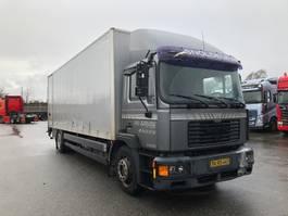 bakwagen vrachtwagen > 7.5 t MAN ME 18. 280 2005