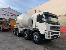 betonmixer vrachtwagen Volvo Fm 380 Stetter 9m3 2005