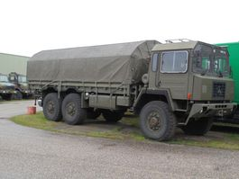 leger vrachtwagen Saurer Saurer 1985