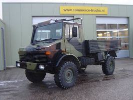 leger vrachtwagen Unimog 1300L 1983