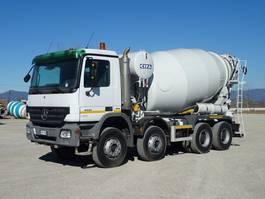 betonmixer vrachtwagen Mercedes Benz 4141
