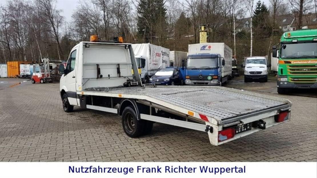 takelwagen bedrijfswagen Volkswagen Crafter, Ausziehrampen,Seilwinde, AHK ,u.v.m 2008