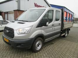 huifzeil bedrijfswagen Ford Transit 2.2TDCI DoKa Pritsche €7950,=