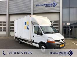 chassis cabine bedrijfswagen Renault Master T35 2.5 dCi // Box // Laadklep Dhollandia 2007